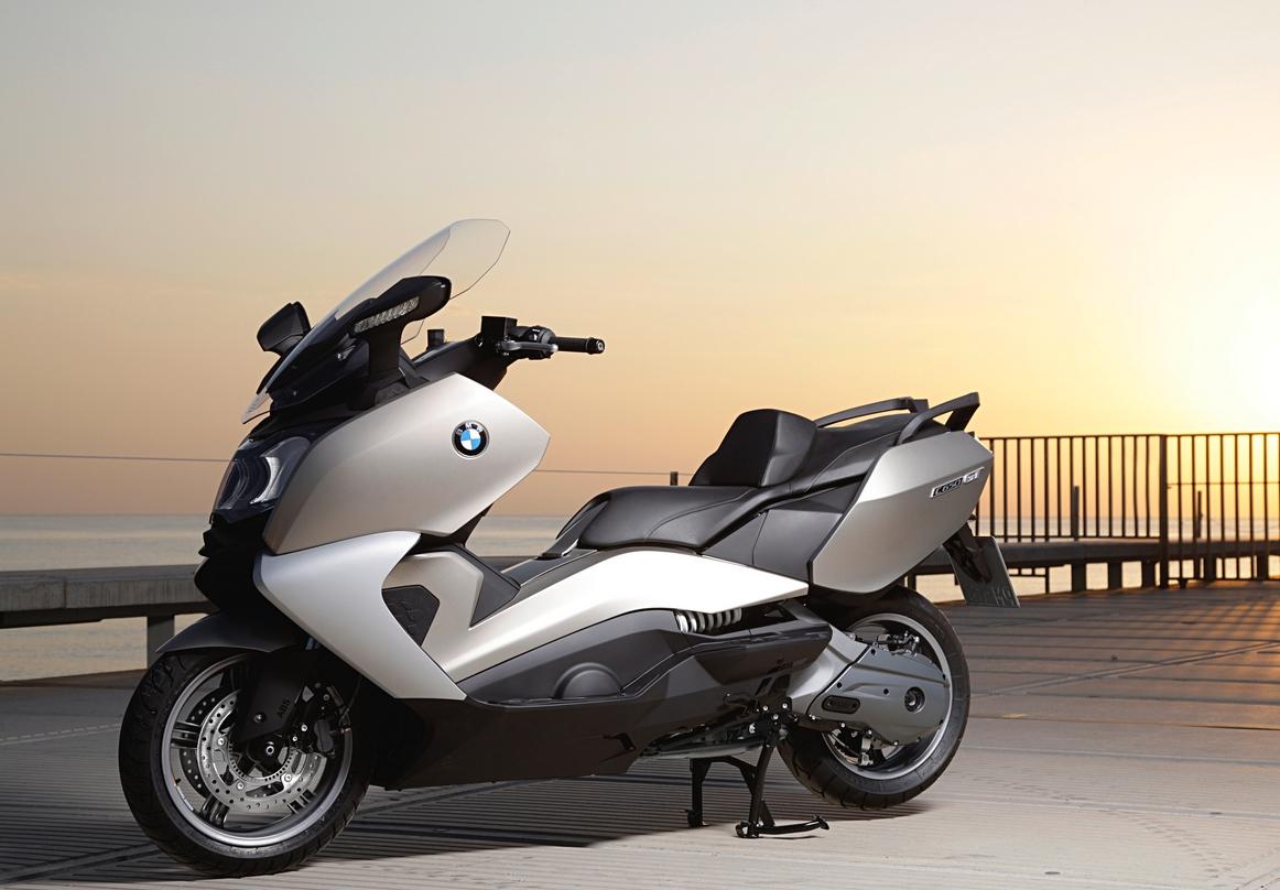 BMW и китайская корпорация Loncin совместно разработают новый скутер
