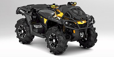 Can-Am Outlander 1000 X mr Camouflage