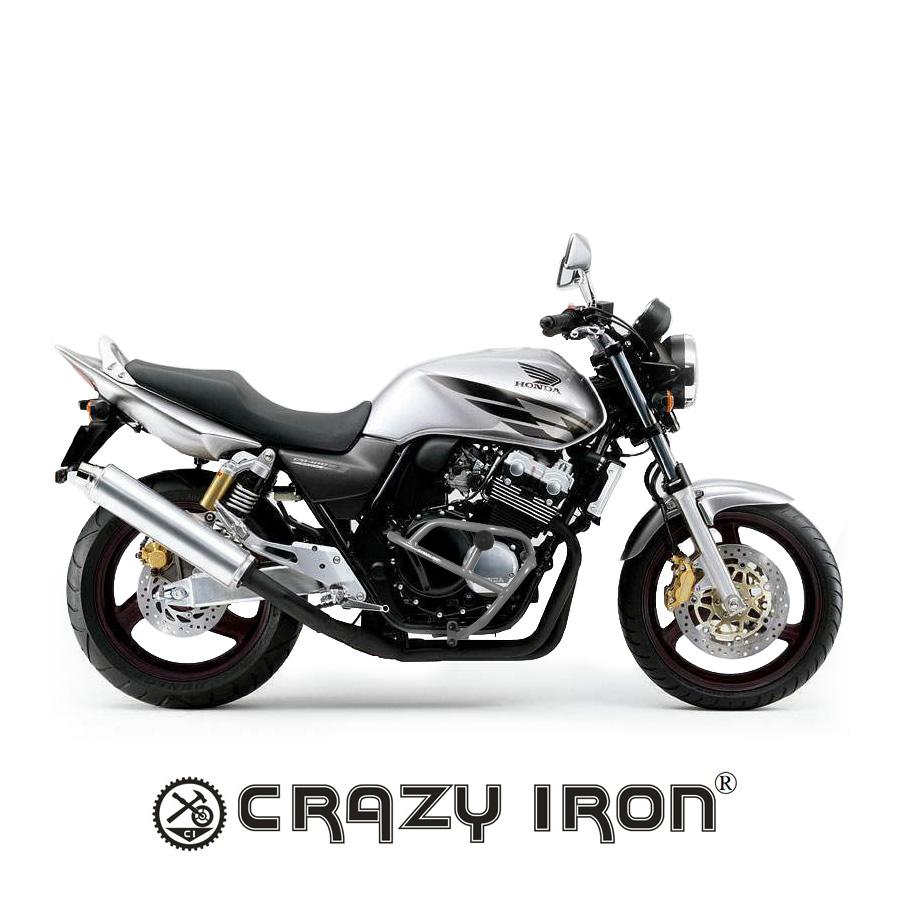honda ax1 crazy iron