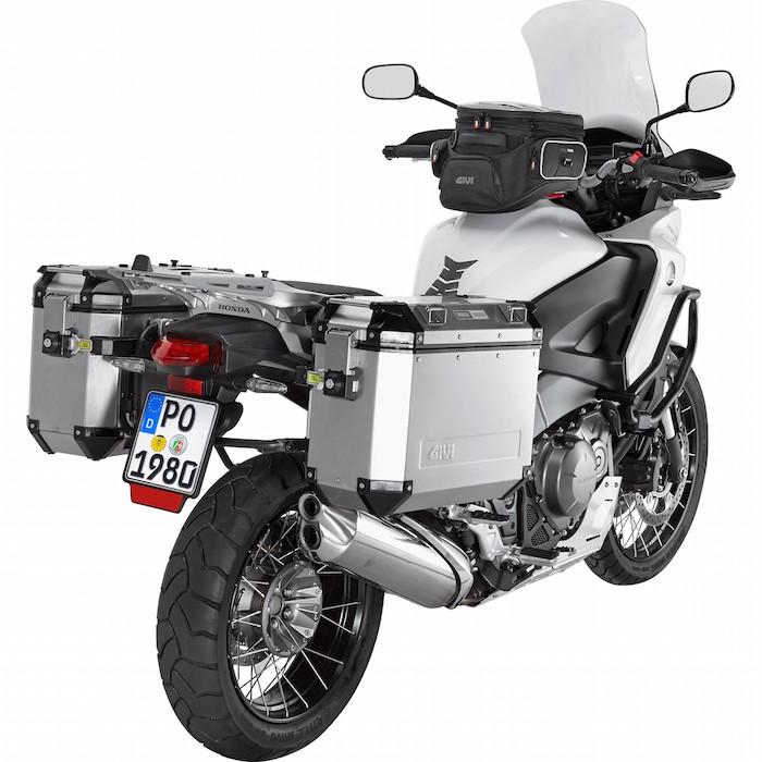 Kappa крепление верхнего кофра Honda VFR1200X/DCT Crosstourer (2012