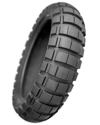 Моторезина Shinko 120/90-18 65R E805 Big Block (задняя)