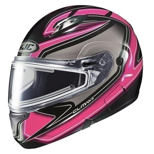 HJC CL-MAX II ZADER MC8
