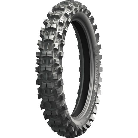 Моторезина Michelin 120/80-19 M/C 63M STARCROSS 5 SOFT R TT